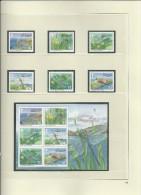2010 MNH Alderney Year Collection, 4 Scans, Postfris** - Alderney