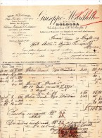 1899  FERRARA IMPIANTI PER RISCALDAMENTI - Italia
