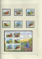 2008 MNH Alderney Year Collection, 3 Scans, Postfris** - Alderney
