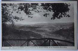 Vue Sur FAYMONT (HAUTE-SAÔNE), Prise Du Rond-Point Du Grand Hôtel De La Feuillée-Dorothée - Francia