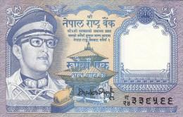 0020 Billete Nepal - Nepal