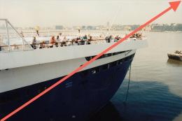 Photo Du Paquebot France Norway - Barche