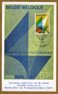 Carte 1799 Vlaams Ekonomisch Verbond Antwerpen - Unclassified