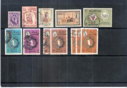 Bahrein - Obl/gest/used (à Voir) - Bahreïn (1965-...)