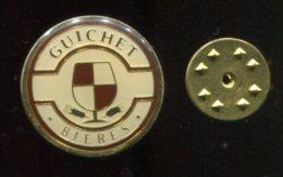 Pin´s - GUICHET Bières - Aigrefeuille Sur Maine - Loire Atlantique - Bier