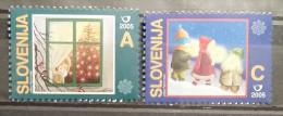 Slovenia, 2005, Mi: 564/65 (MNH) - Año Nuevo