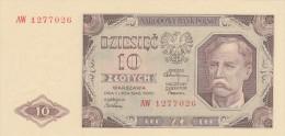 Narodowy  Bank  POLSKI    1948 - Polonia
