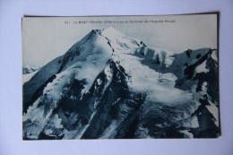 Le Mont Pourri Vu Du Sommet De L'Aiguille Rouge (SAVOIE) - France