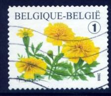 Belgie 2008, Belgique, Belgium, Belgien, Bloemen, Flowers, YT 3767, Mi. 3832, COB 3824 - België