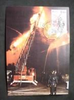 Sapeurs Pompiers 16/09/1982 Reims - 1980-1989