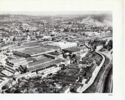 1958 - Héliogravure - Givors (Rhône) - Vue Aérienne - FRANCO DE PORT - Vieux Papiers