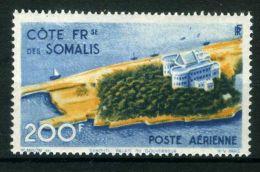 COTE  DES  SOMALIS ( AERIEN ) : Y&T N°  22  , TIMBRE  NEUF  SANS  TRACE  DE  CHARNIERE , A  VOIR . - Côte Française Des Somalis (1894-1967)