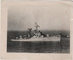 Photo originale marine MULINIX  destroyers