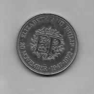 20 NOVEMBER - 1947-1972 - ELIZABETH AND PHILIP  Qualité+++++   Clas D 212 - Grande-Bretagne