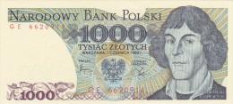Narodowy  Bank  POLSKI  1982 - Polonia