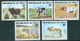 Mali 1981 Cattles MNH** - Lot. 4309 - Mali (1959-...)