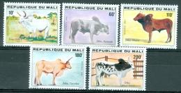 Mali 1982 Animals, Zebu MNH** - Lot. 4483 - Mali (1959-...)