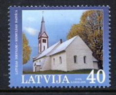 LATVIA 2005 Krimulda Church MNH / **.  Michel 633 - Latvia