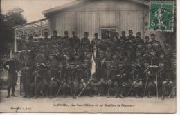 CPA - SAINT MIHIEL - LES SOUS OFFICIERS DU 29° BATAILLON DE CHASSEURS - A. LEVY - Saint Mihiel