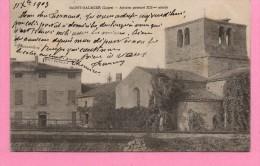 SAINT GALMIER  PRIEURE - Frankrijk