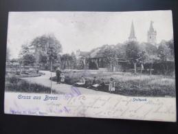 AK BROOS ORASTIE Ca.1900 /// D*18908 - Rumänien