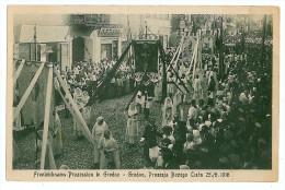 Belarus ( 8292 ) - GRODNO, Religious Procession - Old Postcard - Used - 1917 - Belarus