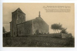 Beaumont Du Périgord Chapelle De Notre Dame De Belpech - France