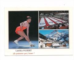 PATINOIRE PRALOGNAN LA VANOISE  LAETITIA HUBERT - PATINAGE ARTISTIQUE - - Patinage Artistique