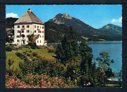 (A007) AK Österreich - Hotel Schloß Fuschl Am See - Austria