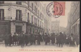 """CPA:Paris XIV:Rue Boulitte:Sortie Maison""""Au Planteur De Caiffas"""" - Arrondissement: 14"""