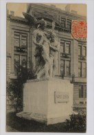 Bruxelles Monument A Nos Blessés - Monuments Aux Morts