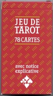 Jeu De Tarot  78 Cartes à Jouer Plastifiées Et Lavable - Carte à Jouer (523) - Tarots