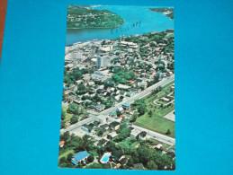 """Amérique Du Nord ) Canado - Québec - Chicoutimi Metropole Di Saguenay """" Vue Générale """" - EDIT : Ellefsen - Chicoutimi"""