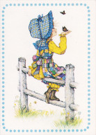 VIGNETTE - Autocollante - Miss Petticoat - Figurine Panini - N°17 - Panini