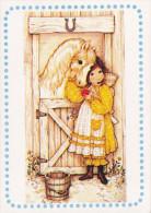 VIGNETTE - Autocollante - Miss Petticoat - Figurine Panini - N°123 - Panini