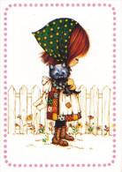 VIGNETTE - Autocollante - Miss Petticoat - Figurine Panini - N°73 - Edizione Italiana