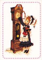 VIGNETTE - Autocollante - Miss Petticoat - Figurine Panini - N°151 - Panini