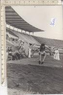 PO4075D# FOTOGRAFIA Anni '60 - ATLETICA - SALTO TRIPLO - NAZIONALE ITALIA LANCIA TORINO - GUZZI - Atletica