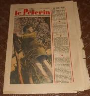 Le Pèlerin. N°3429.  25 Juillet 1948. Si La Terre Rencontrait Une Comète... Pat´Apouf. - Livres, BD, Revues