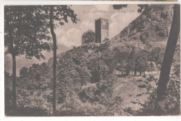 CP LUCHON CASTELVIEIL BR (31 Haute Garonne) - Luchon