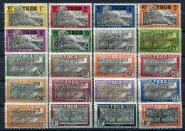 Togo                                        124/143  * - Togo (1914-1960)