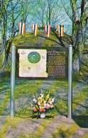 Mound Cemetery & Historical Marker Zanesville Ohio