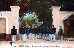 44 Ancenis Entrée De La Caserne D'infanterie (64° De Ligne) - Ancenis
