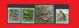Malta / Belgium / Suisse -  Oiseaux Chanteurs / Songbirds - Passereaux