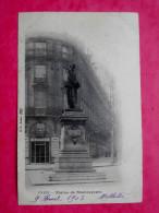 Cpa 75 PARIS 8e Statue De Shakespeare       Avenue De Messine, Commerce SUTTON Chasse - District 08