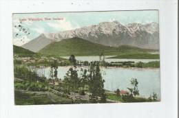 LAKE WAKATIPU 52880 NEW ZEALAND 1908 - Nouvelle-Zélande
