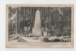 ALSACE -Chasseurs Alpins - Camp DUBARLE - Schnepfenridkopf - Guerre 1914-18 - 1914-18