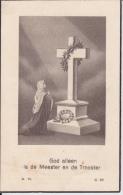 Doodsprentje (7109) Wambeek - Schepdaal - MATTENS / SEGERS 1890 - 1955 - Devotion Images