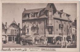 CPA 44 LA BAULE. Hôtel De La Bretagne - La Baule-Escoublac