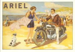 CPM - ARIEL - MOTORCYCLE SERIES A - Motos